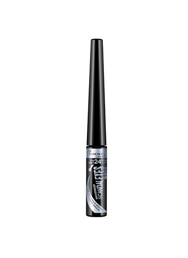 Rimmel London Scandal'Eyes Waterproof Bold Liquid Eyeliner Black-Rimmel London